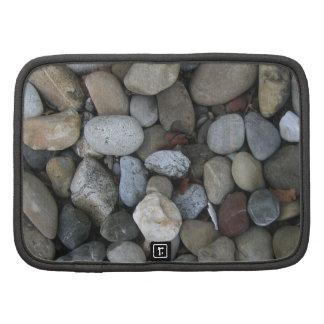 Piedras, modelo de las rocas organizadores