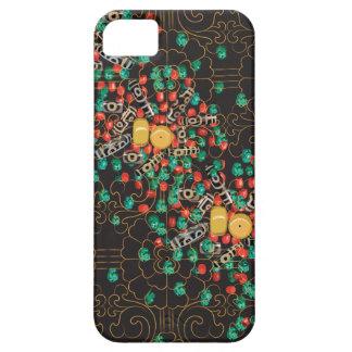piedras preciosas iPhone 5 fundas