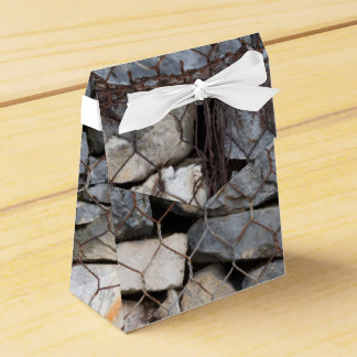 piedras rocosas cajas para regalos de fiestas