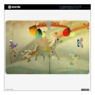 """Piel 11"""" aire de MacBook (11,8 x 7,56) Skin Para El MacBook"""