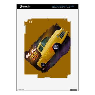 Piel 1955 de Ipad del camión de Chevy iPad 3 Pegatina Skin