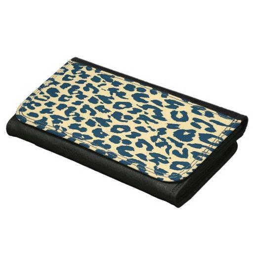 Piel 25 de la piel del estampado leopardo