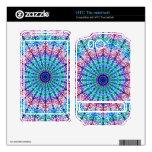 Piel abstracta de Zazzle para el rayo de HTC HTC Thunderbolt Calcomanía