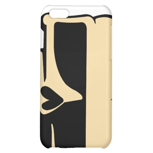 Piel amarilla del cráneo del iPhone
