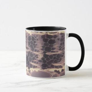 Piel animal taza