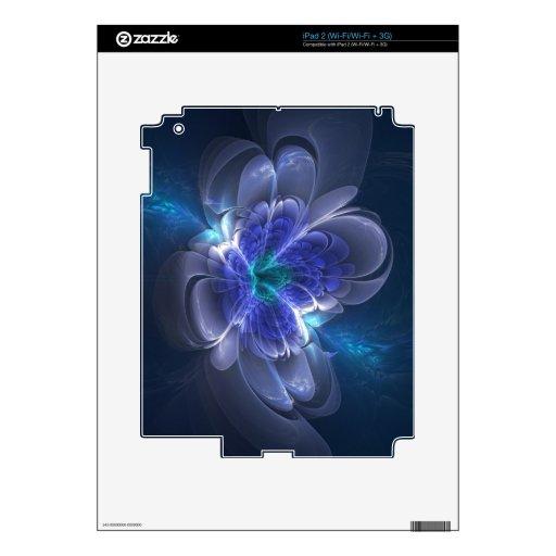 Piel azul del ipad 3 de Dreamz Calcomanías Para iPad 2