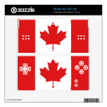 Piel canadiense de Nintendo DS Lite de la bandera Skins Para DS Lite