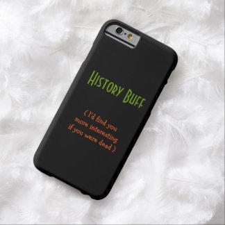 Piel de ante de la historia. Le encontraría. caso Funda Barely There iPhone 6