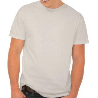 Piel de ante de la paleontología camisetas
