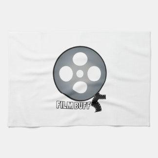 Piel de ante de la película toalla de cocina