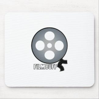 Piel de ante de la película tapete de ratones