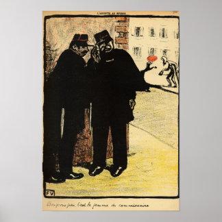 Piel de dos policías de la esposa de la comisión poster