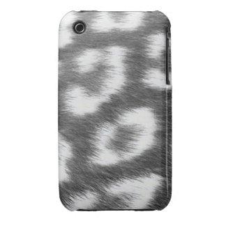 Piel de encargo del guepardo de Africankoko Funda Para iPhone 3