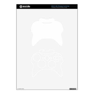Piel de encargo del regulador de Xbox 360 Mando Xbox 360 Skins