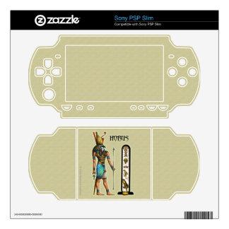 Piel de Horus para Sony PSP delgado Sony PSP Slim Calcomanías