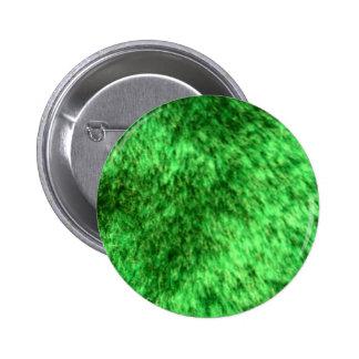 Piel de imitación verde pin