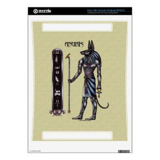 Piel de la caja 360 de Anubis X Skins Para Consola Xbox 360
