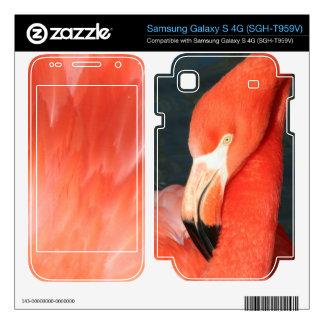 Piel de la galaxia S 4G SGH-T959V T-Mobile de Sa Samsung Galaxy S 4G Calcomanía