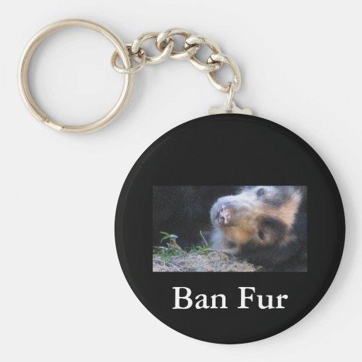 Piel de la prohibición llaveros
