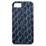 Piel de la serpiente de azote iPhone 5 coberturas