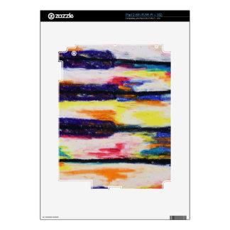 piel de las llaves del piano del iPad 2 Skin Para El iPad 2