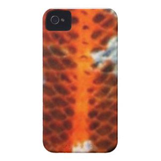 Piel de los pescados de Koi Case-Mate iPhone 4 Carcasa