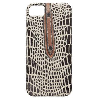 piel de lujo VOL8 del cuero de la moda iPhone 5 Case-Mate Fundas