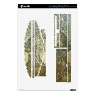 Piel de Mindgrower Playstation 3 PS3 Skin