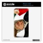 Piel de Palestina Iphone4/4s Skin Para El iPhone 4S