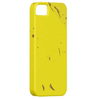 Piel de plátano iPhone 5 carcasas