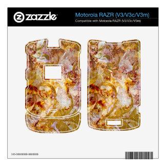 Piel de Primo 2 Motorola RAZR V3 V3c V3m Skins Para Motorola RAZR