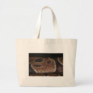 Piel de serpiente bolsa
