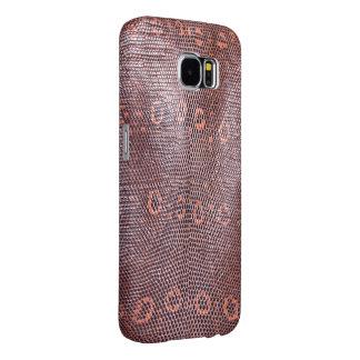 Piel de serpiente de Skinz 2 DIGITAL SUBIÓ Funda Samsung Galaxy S6