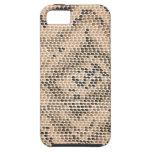 piel de serpiente iPhone 5 carcasas