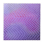 Piel de serpiente púrpura azulejos