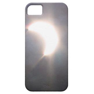 Piel de Sun para el brillo hermoso de IPHONE iPhone 5 Fundas
