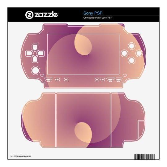 Piel de Swirly Sony PSP PSP Skins