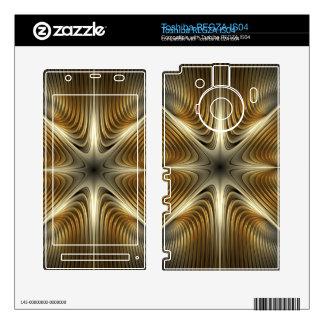 Piel de Toshiba Zazzle del rebote Toshiba REGZA Skin