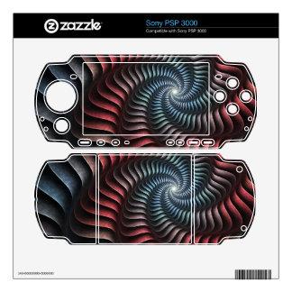 Piel de Zazzle del juego de Ganimedes Calcomanía Para Sony PSP 3000