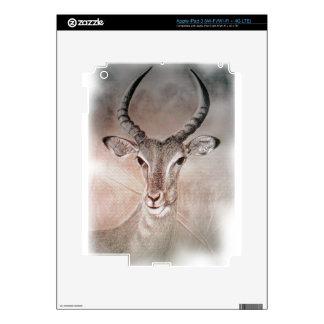Piel del antílope para Ipad 3 Pegatinas Skins Para iPad 3