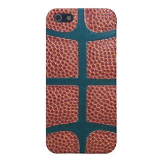 ¡Piel del baloncesto de 3 puntos!! iPhone 5 Carcasas