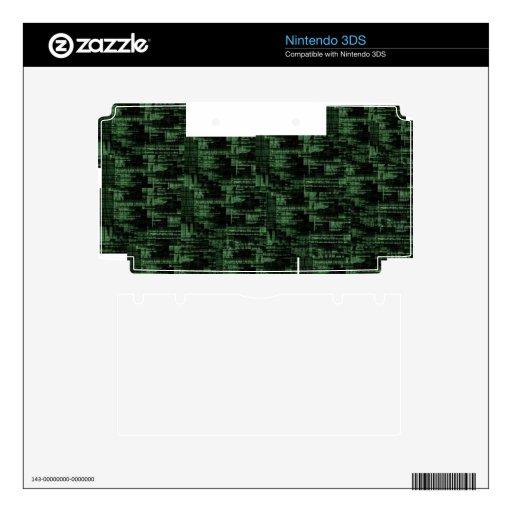 piel del código fuente 3ds skins para nintendo 3DS