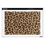 Piel del estampado leopardo calcomanías para portátiles