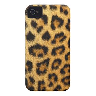 Piel del guepardo iPhone 4 Case-Mate cárcasa