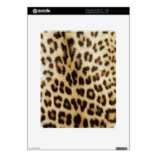 Piel del iPad 1 del leopardo Calcomanía Para El iPad