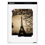 Piel del ipad 2 de París iPad 2 Calcomanía