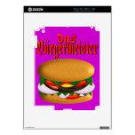 piel del iPad 2 del das Burgermeister Skins Para eliPad 2