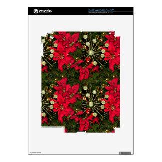 Piel del iPad 2 del vintage del navidad Skins Para eliPad 2