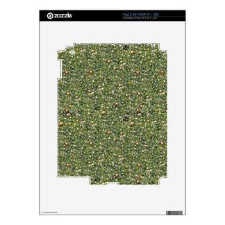 Piel del iPad 2 del vintage del navidad Skins Para iPad 2