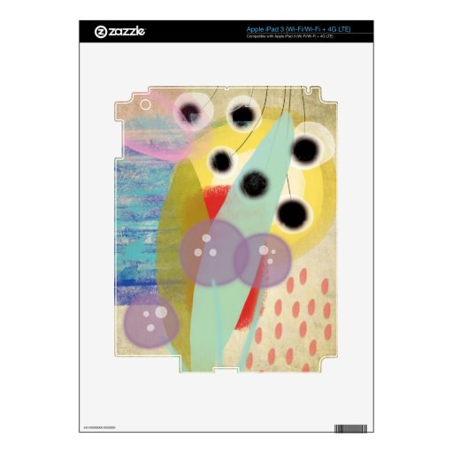Piel del iPad 3 de Rupydetequila iPad 3 Skin